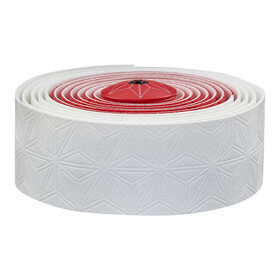 Supacaz Super Sticky Kush nastro manubrio Multi rosso/bianco